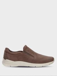 Полуботинки для мужчин ECCO IRVING ZM3846 брендовая обувь, 2017