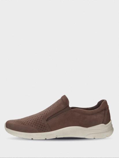 Полуботинки для мужчин ECCO IRVING ZM3846 размеры обуви, 2017