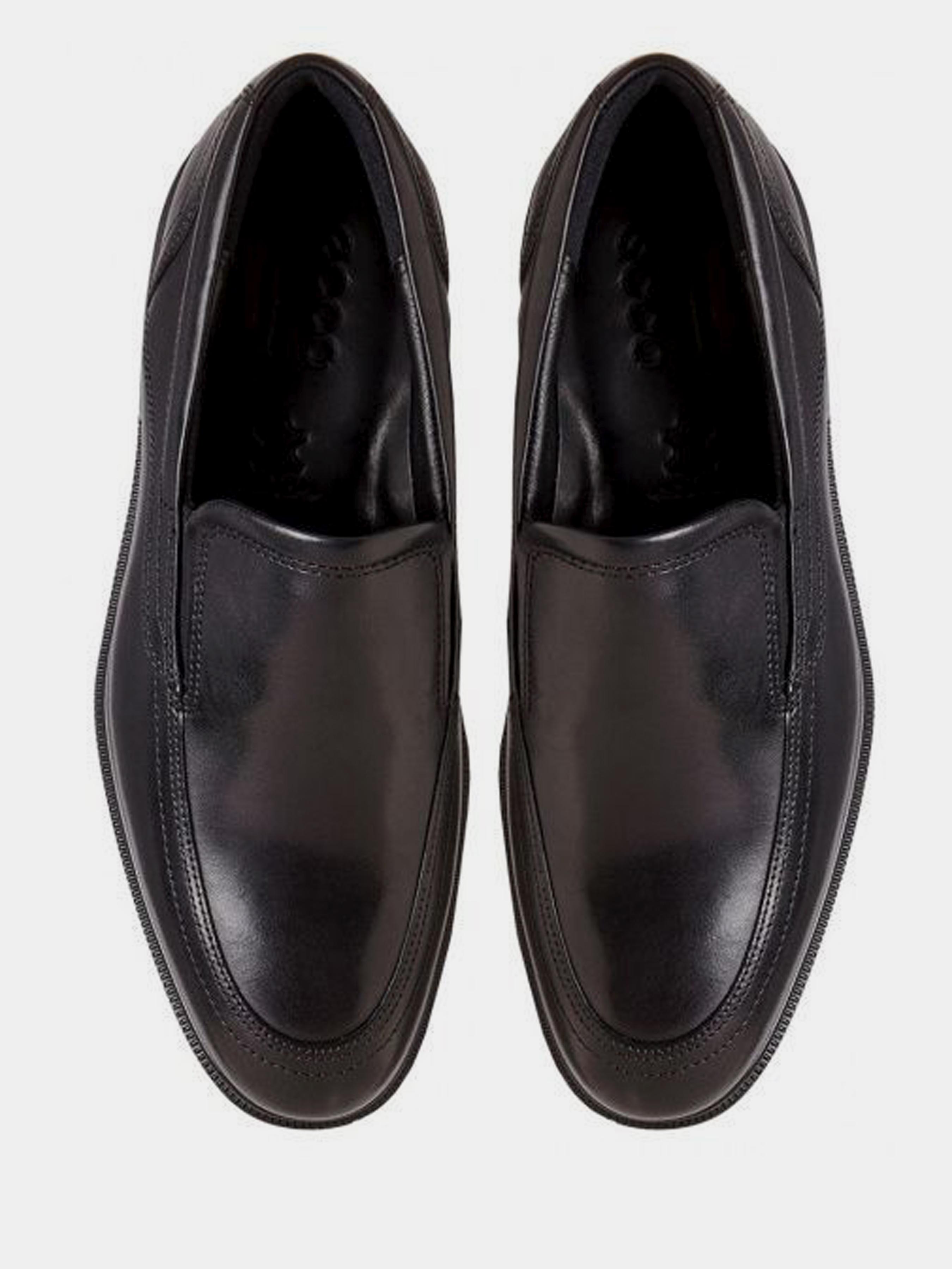 Туфли для мужчин ECCO LISBON ZM3860 стоимость, 2017