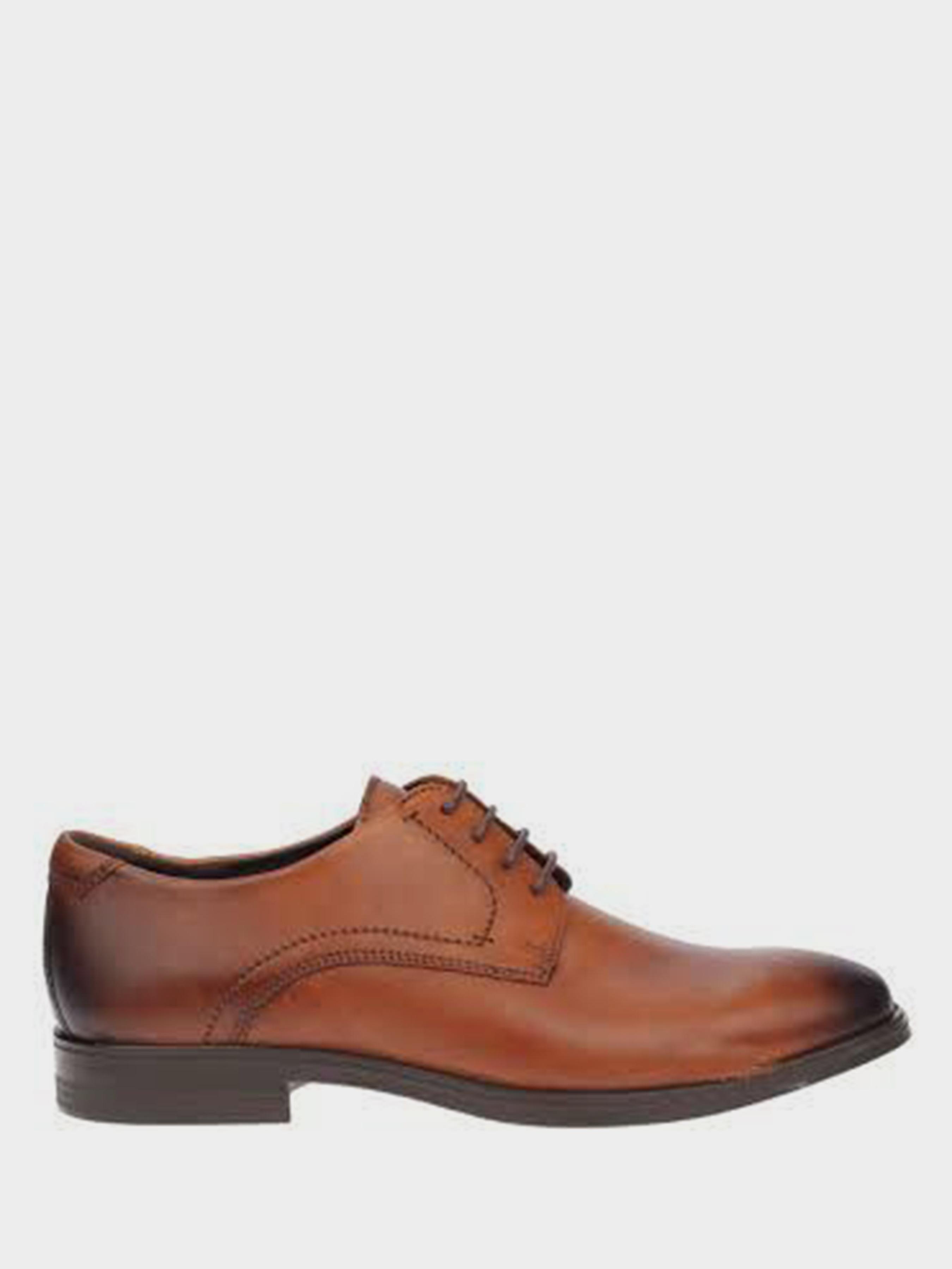 Туфли мужские ECCO MELBOURNE ZM3863 размеры обуви, 2017