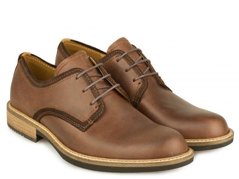 Туфли для мужчин ECCO KENTON ZM3865 купить обувь, 2017