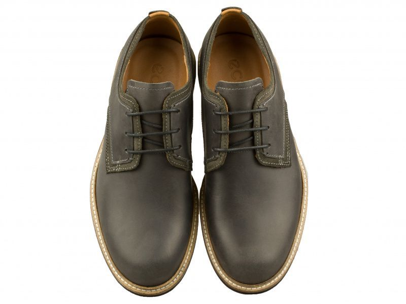 Туфли для мужчин ECCO KENTON ZM3866 брендовая обувь, 2017