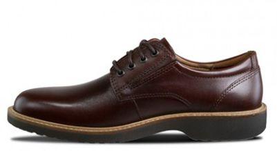 Туфли для мужчин ECCO IAN ZM3869 размерная сетка обуви, 2017