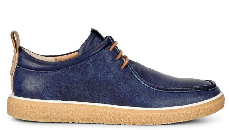 Полуботинки для мужчин ECCO CREPETRAY MENS ZM3894 размеры обуви, 2017