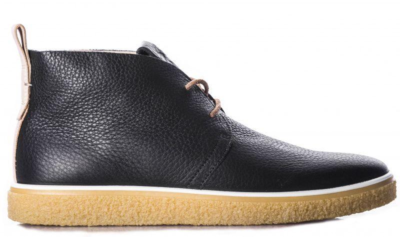 Купить Ботинки мужские ECCO CREPETRAY MENS ZM3895, Черный