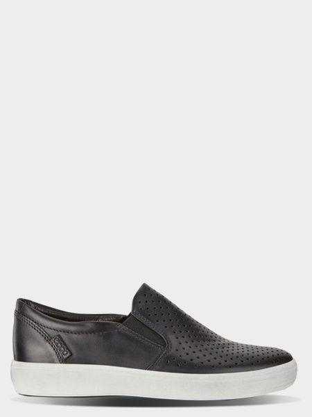 Cлипоны мужские ECCO SOFT 7 MEN'S ZM3906 цена обуви, 2017