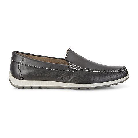 Мокасины мужские ECCO DIP MOC ZM3928 цена обуви, 2017
