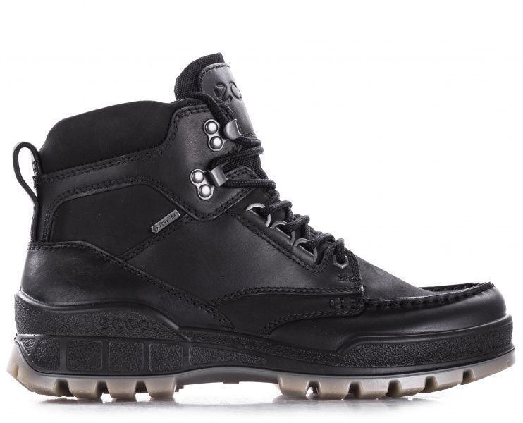 Купить Ботинки мужские ECCO TRACK 25 MEN'S ZM3951, Черный