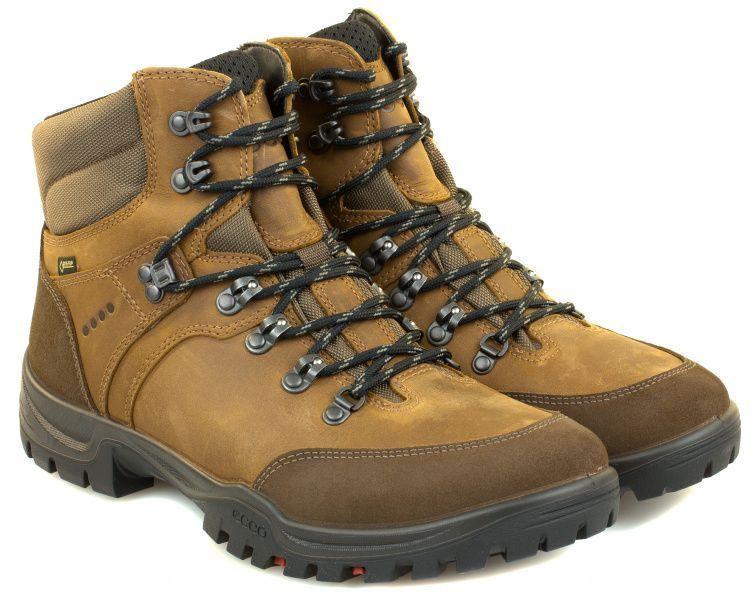 Ботинки мужские ECCO XPEDITION III ZM3955 размерная сетка обуви, 2017