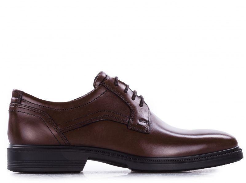 чоловічі туфлі ecco lisbon 622104(01053) шкіряні