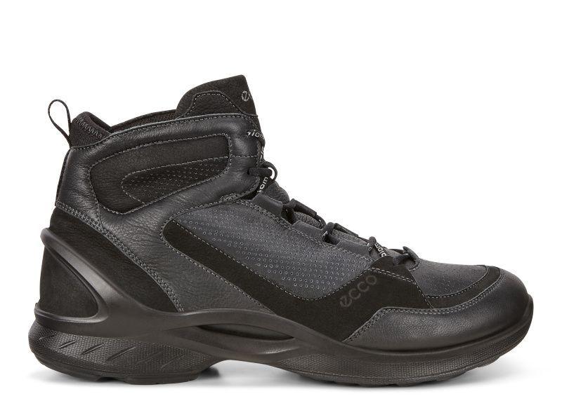 Купить Ботинки мужские ECCO BIOM FJUEL ZM3979, Черный