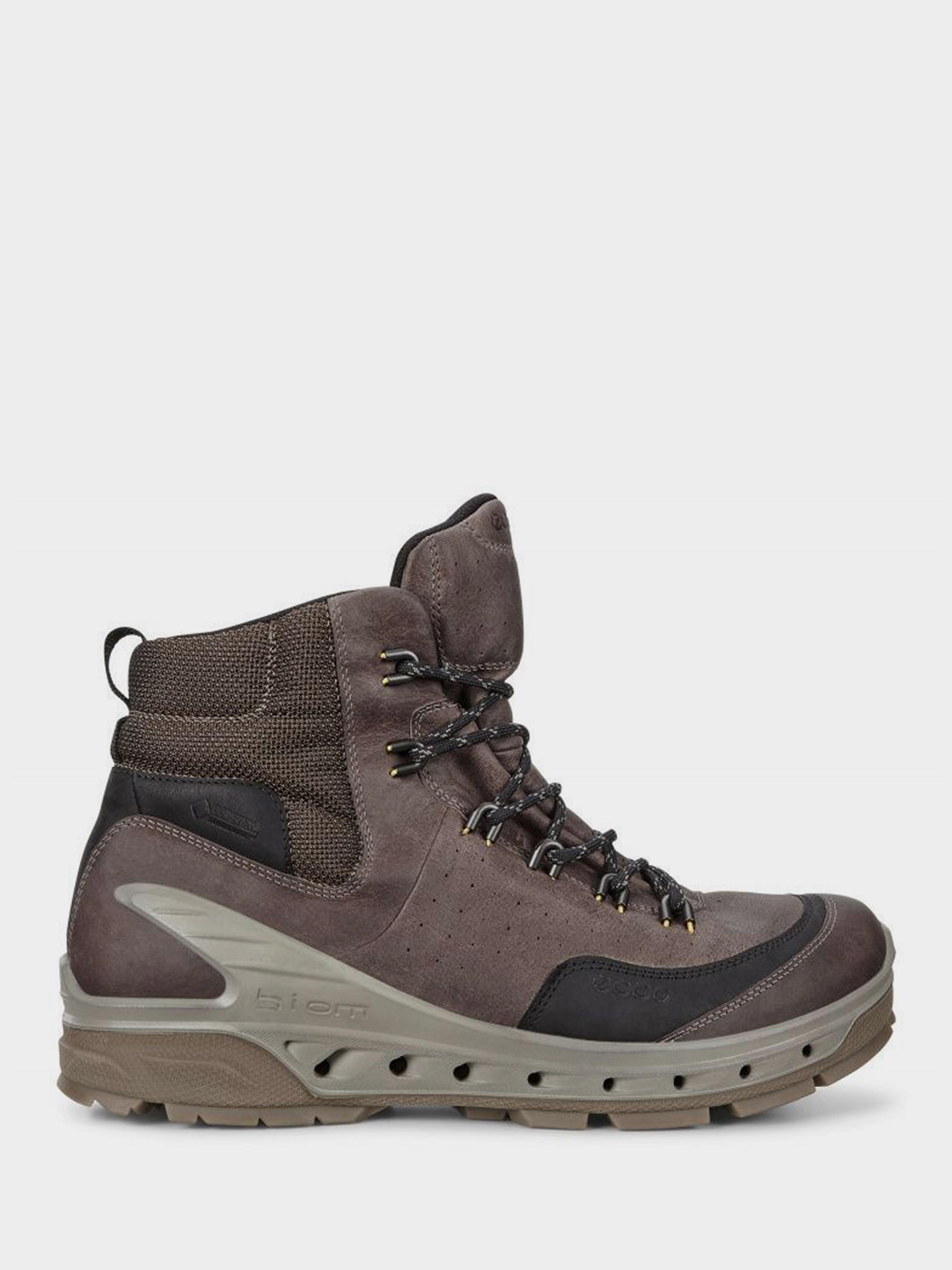 чоловічі черевики ecco biom venture tr 854604(51742) нубукові