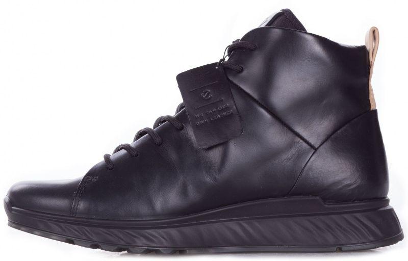 Ботинки мужские ECCO ST1 MEN'S ZM4006 модная обувь, 2017
