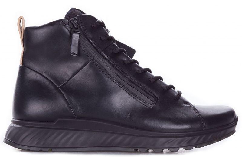 Купить Ботинки для мужчин ECCO ST1 MEN'S ZM4006, Черный