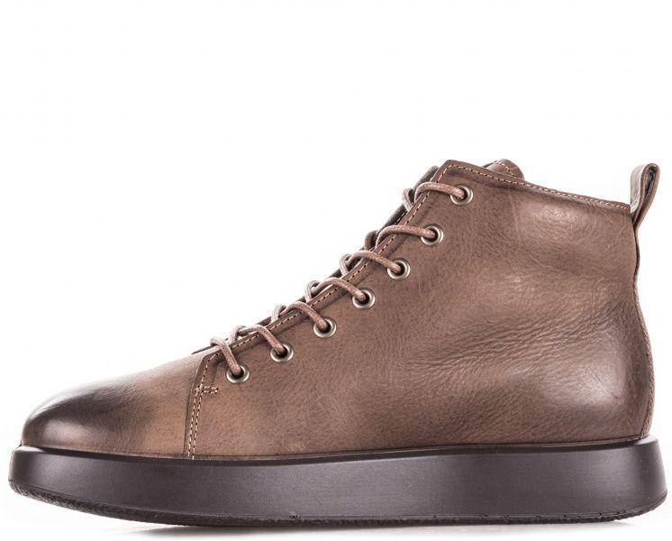 Ботинки мужские ECCO CORKSPHERE 1 M ZM4016 купить обувь, 2017