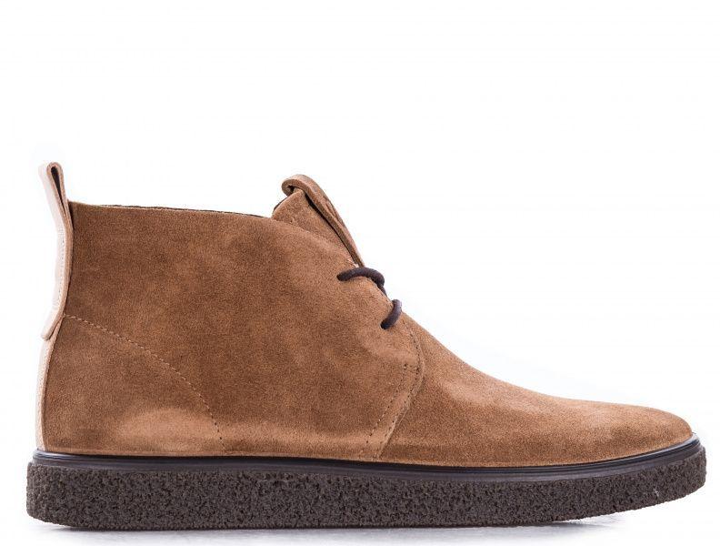 чоловічі черевики ecco crepetray mens 200364(05283) замшеві