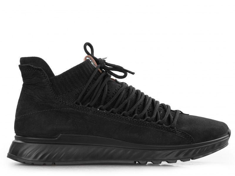 Купить Ботинки мужские ECCO ST1 MEN'S ZM4039, Черный