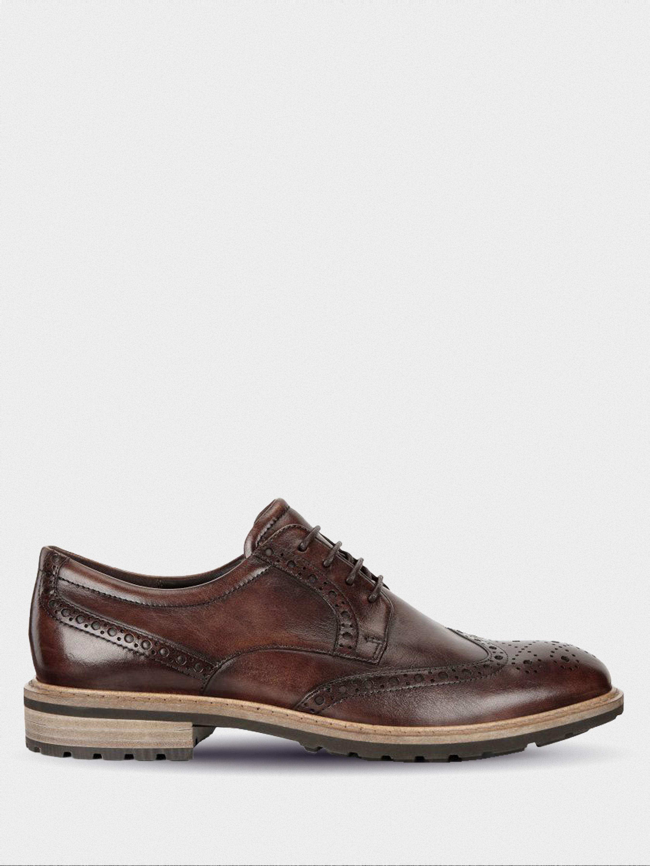 Купить Туфли для мужчин ECCO VITRUS I ZM4043, Коричневый