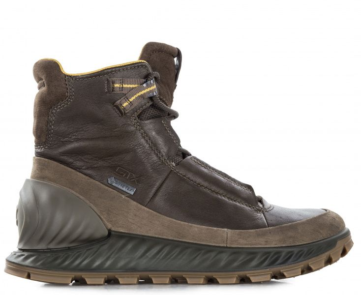 Купить Ботинки для мужчин ECCO EXOSTRIKE ZM4048, Серый