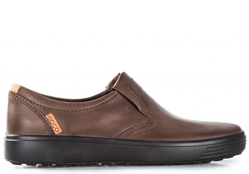 Cлипоны для мужчин ECCO SOFT 7 MEN'S ZM4050 купить обувь, 2017