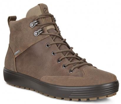 Черевики  чоловічі ECCO SOFT 7 TRED M 450114(55778) ціна взуття, 2017