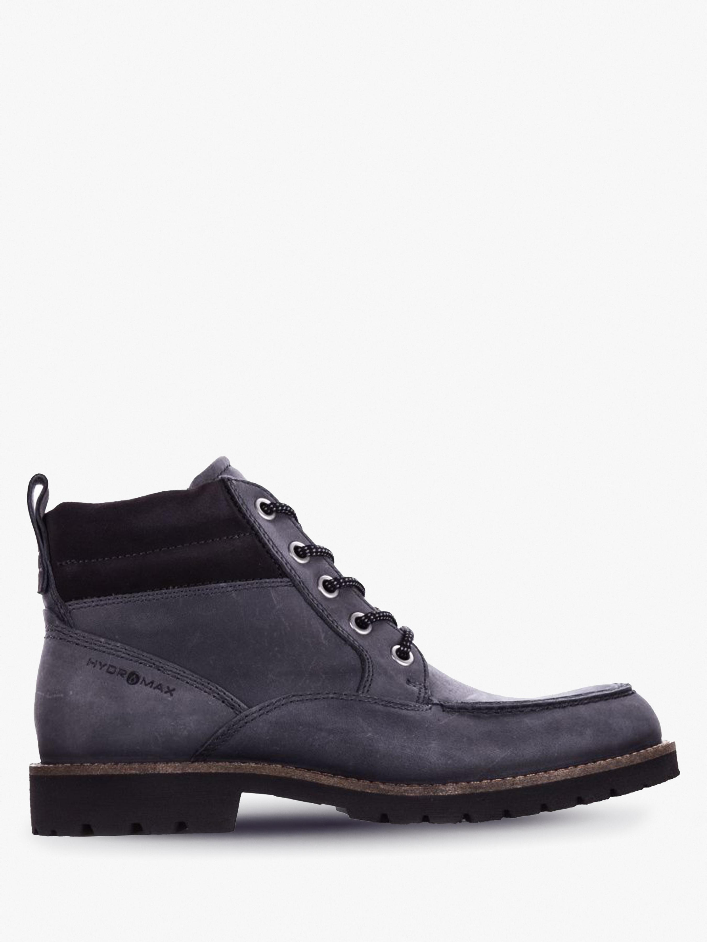 Купить Ботинки мужские ECCO JAMESTOWN ZM4057, Серый