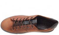 Полуботинки для мужчин ECCO SOFT 7 MEN'S ZM4084 цена обуви, 2017
