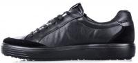 Полуботинки для мужчин ECCO SOFT 7 MEN'S ZM4087 брендовая обувь, 2017
