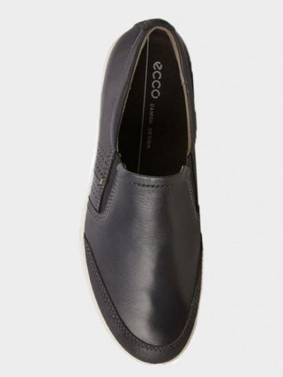 Cлипоны мужские ECCO COLLIN 2.0 ZM4092 брендовая обувь, 2017