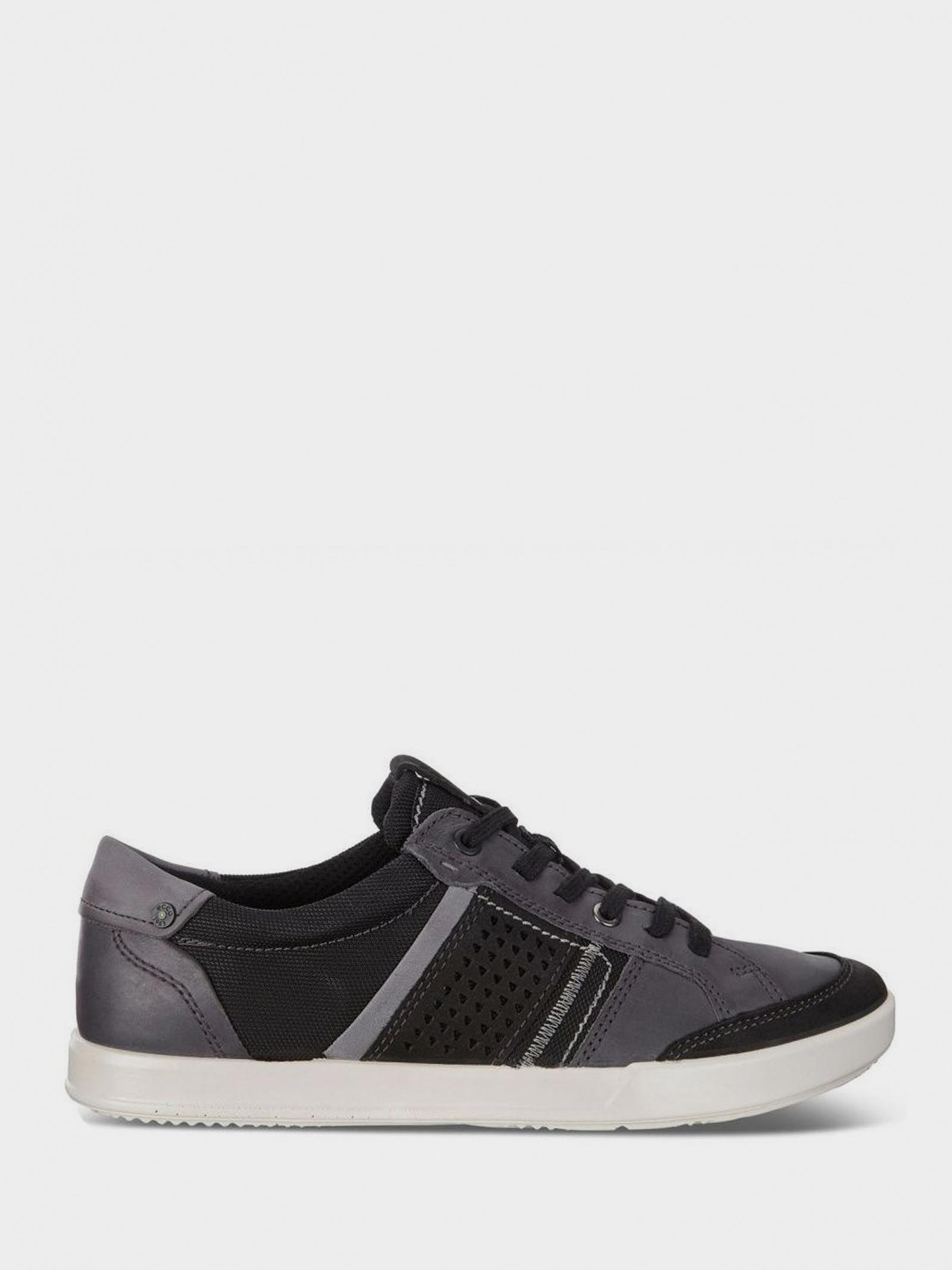 Полуботинки мужские ECCO COLLIN 2.0 536234(51052) брендовая обувь, 2017