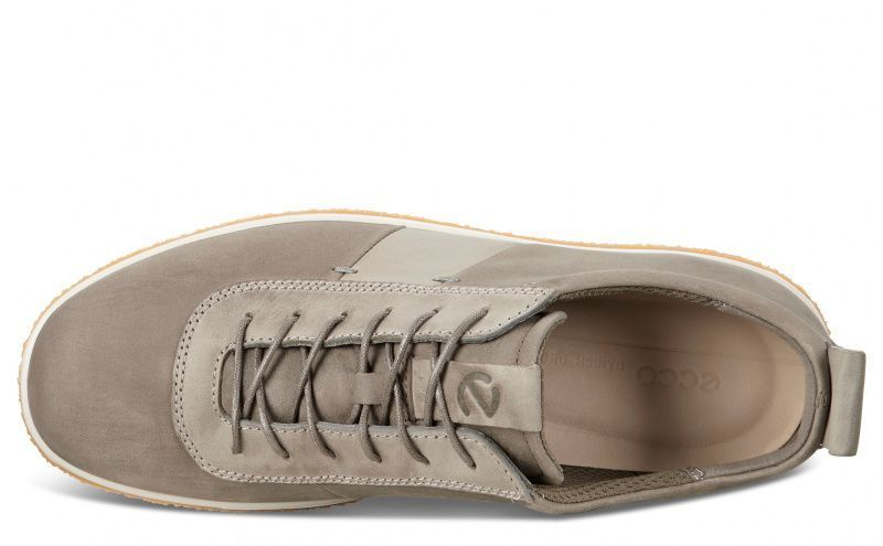 Полуботинки для мужчин ECCO CREPETRAY MENS ZM4109 цена обуви, 2017