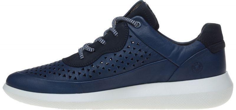 Полуботинки мужские ECCO SCINAPSE ZM4122 брендовая обувь, 2017