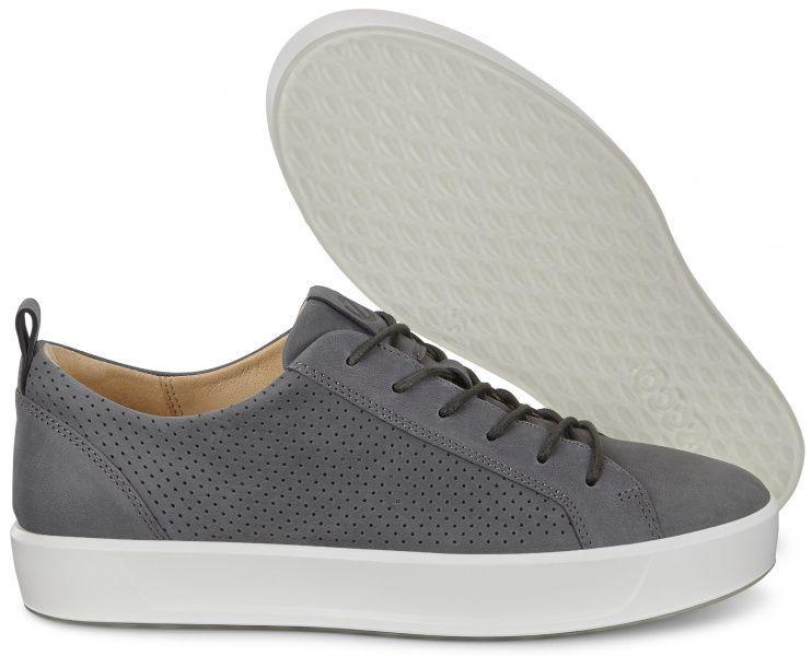 Полуботинки для мужчин ECCO SOFT 8 MEN'S ZM4128 цена обуви, 2017