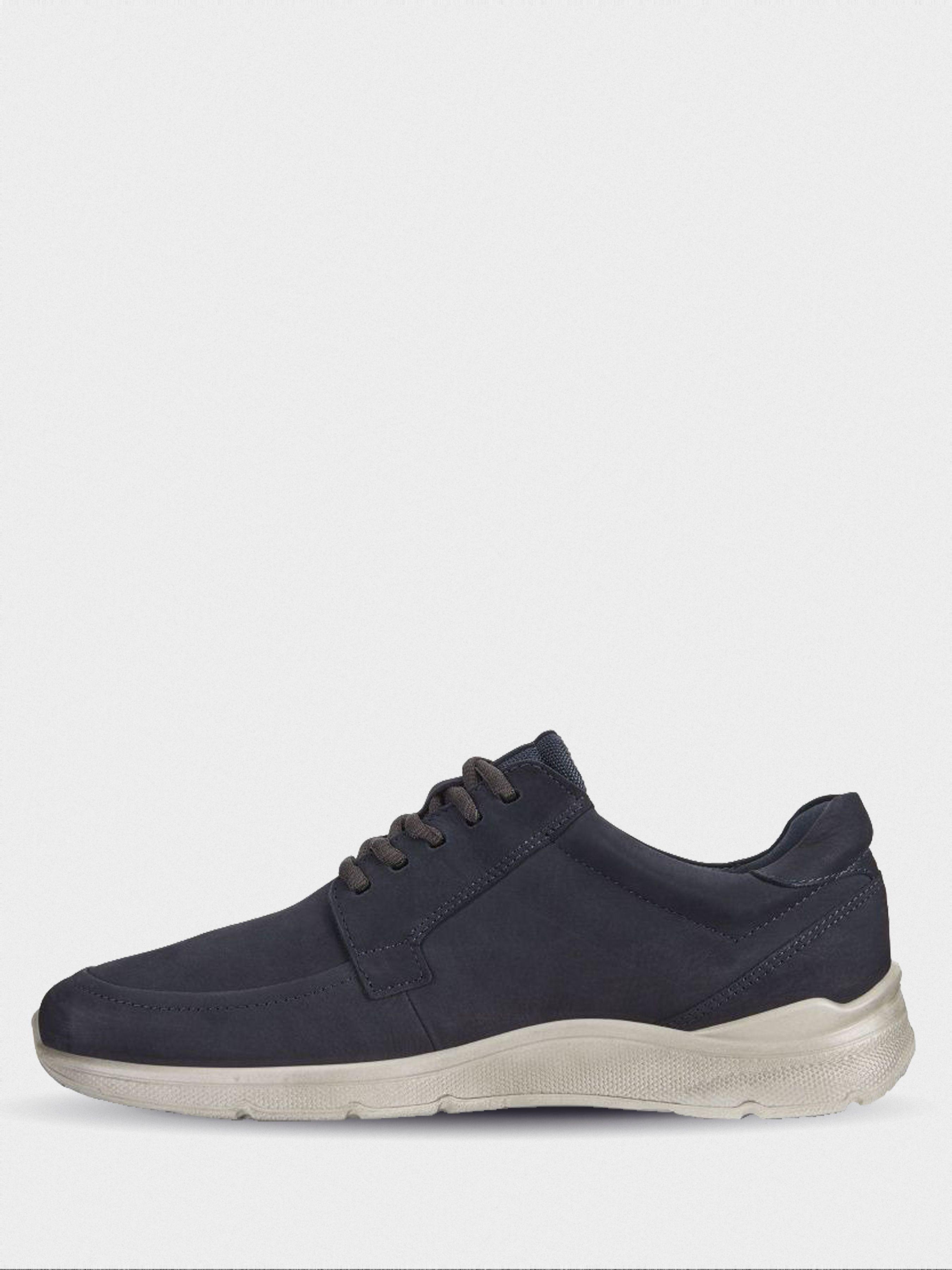 Полуботинки для мужчин ECCO IRVING ZM4132 размеры обуви, 2017