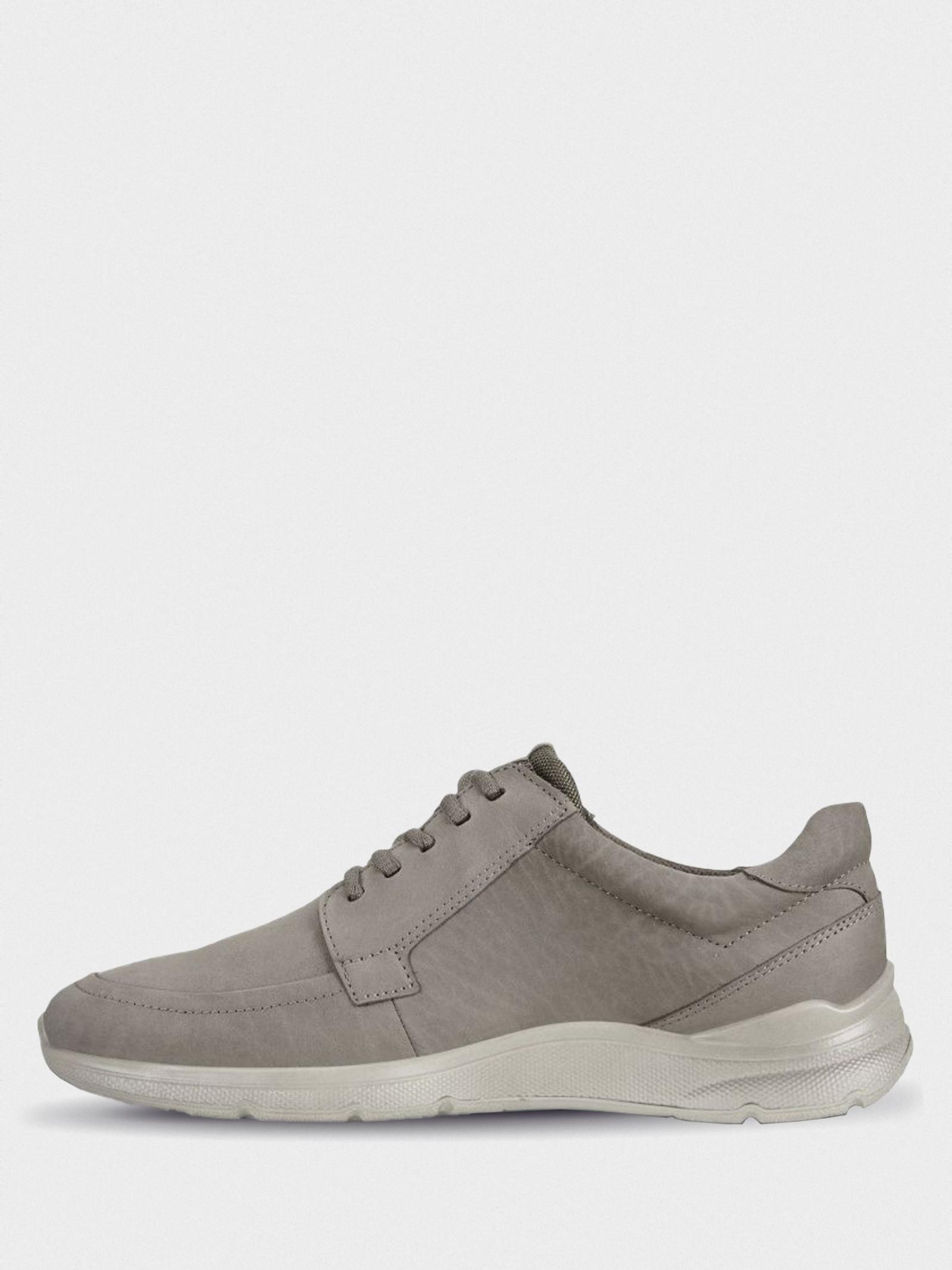 Напівчеревики  для чоловіків ECCO IRVING 511704(02375) модне взуття, 2017