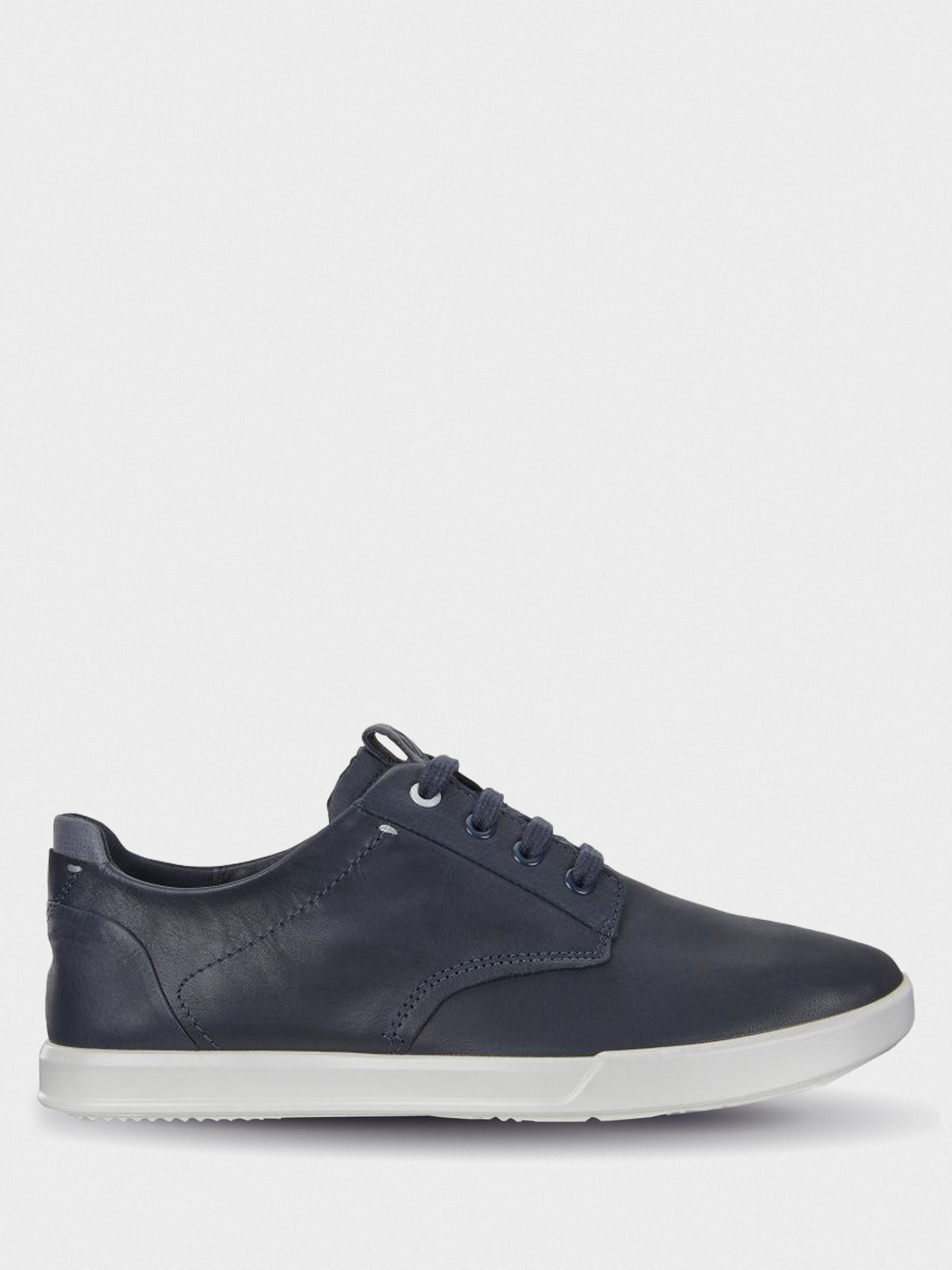 Полуботинки мужские ECCO COLLIN 2.0 ZM4134 размеры обуви, 2017