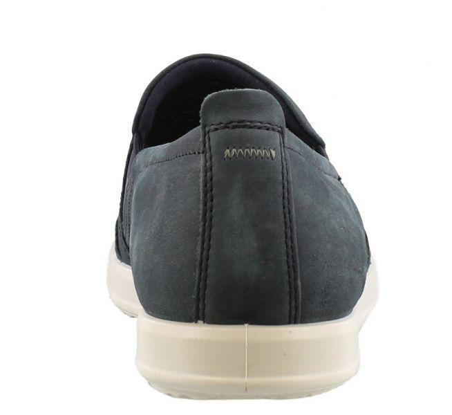 Cлипоны мужские ECCO COLLIN 2.0 ZM4137 брендовая обувь, 2017