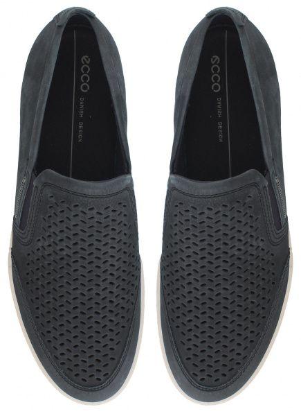 Cлипоны мужские ECCO COLLIN 2.0 ZM4137 размеры обуви, 2017