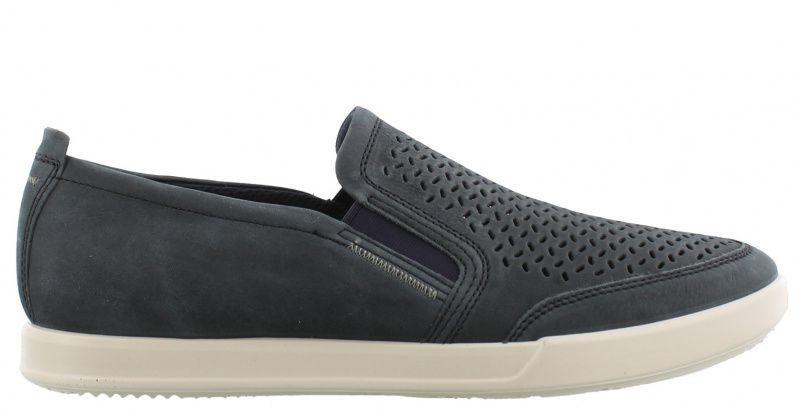 Cлипоны мужские ECCO COLLIN 2.0 ZM4137 модная обувь, 2017