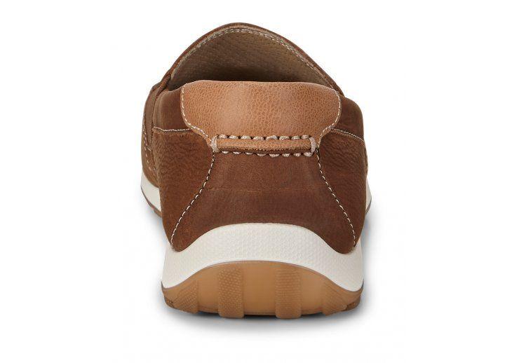 Мокасины мужские ECCO RECIPRICO ZM4142 брендовая обувь, 2017