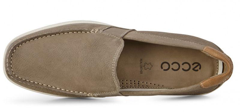 Мокасины мужские ECCO RECIPRICO ZM4143 брендовая обувь, 2017