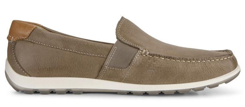 Мокасины мужские ECCO RECIPRICO ZM4143 модная обувь, 2017