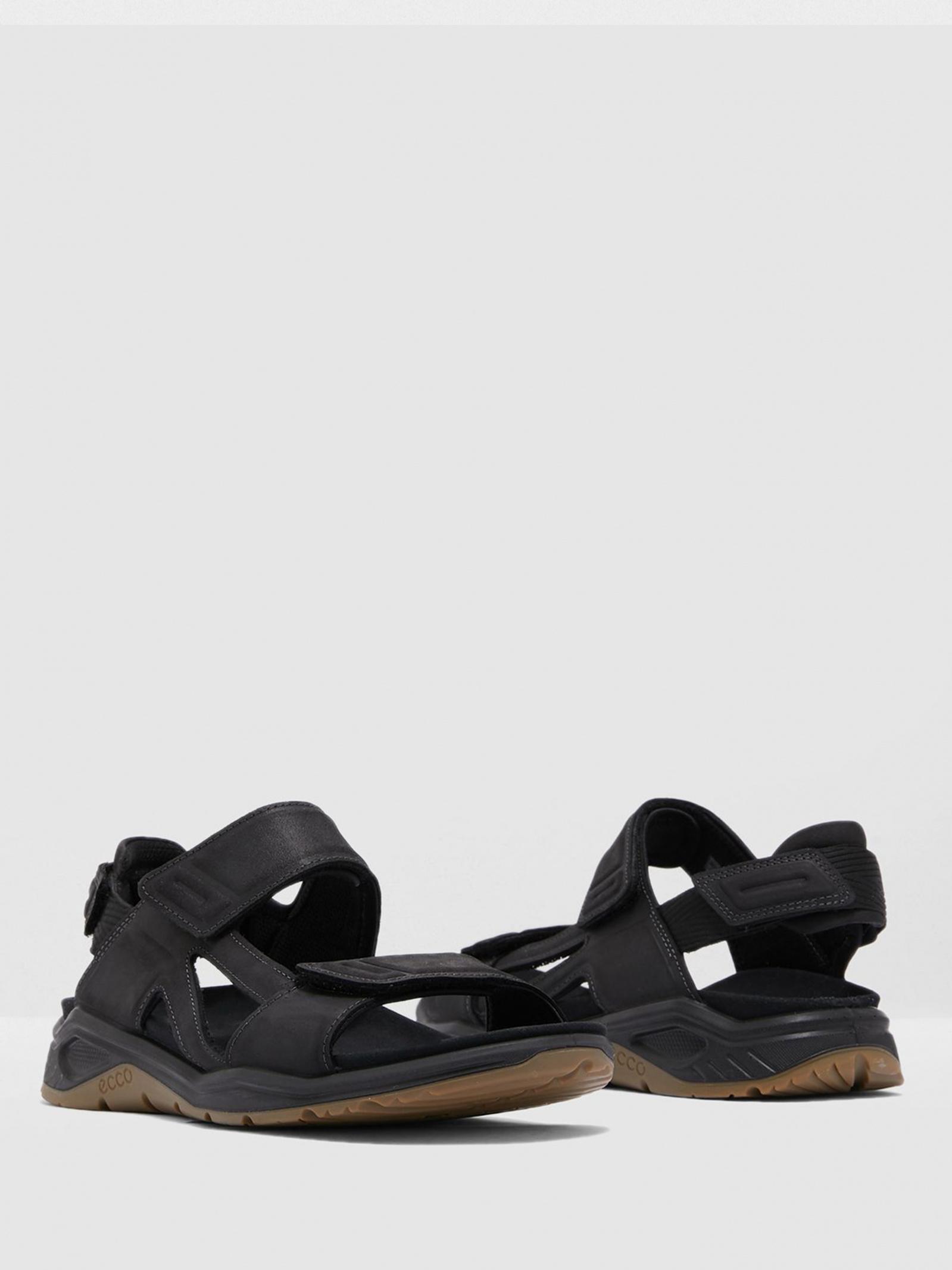 Сандалі  чоловічі ECCO 880614(01001) модне взуття, 2017