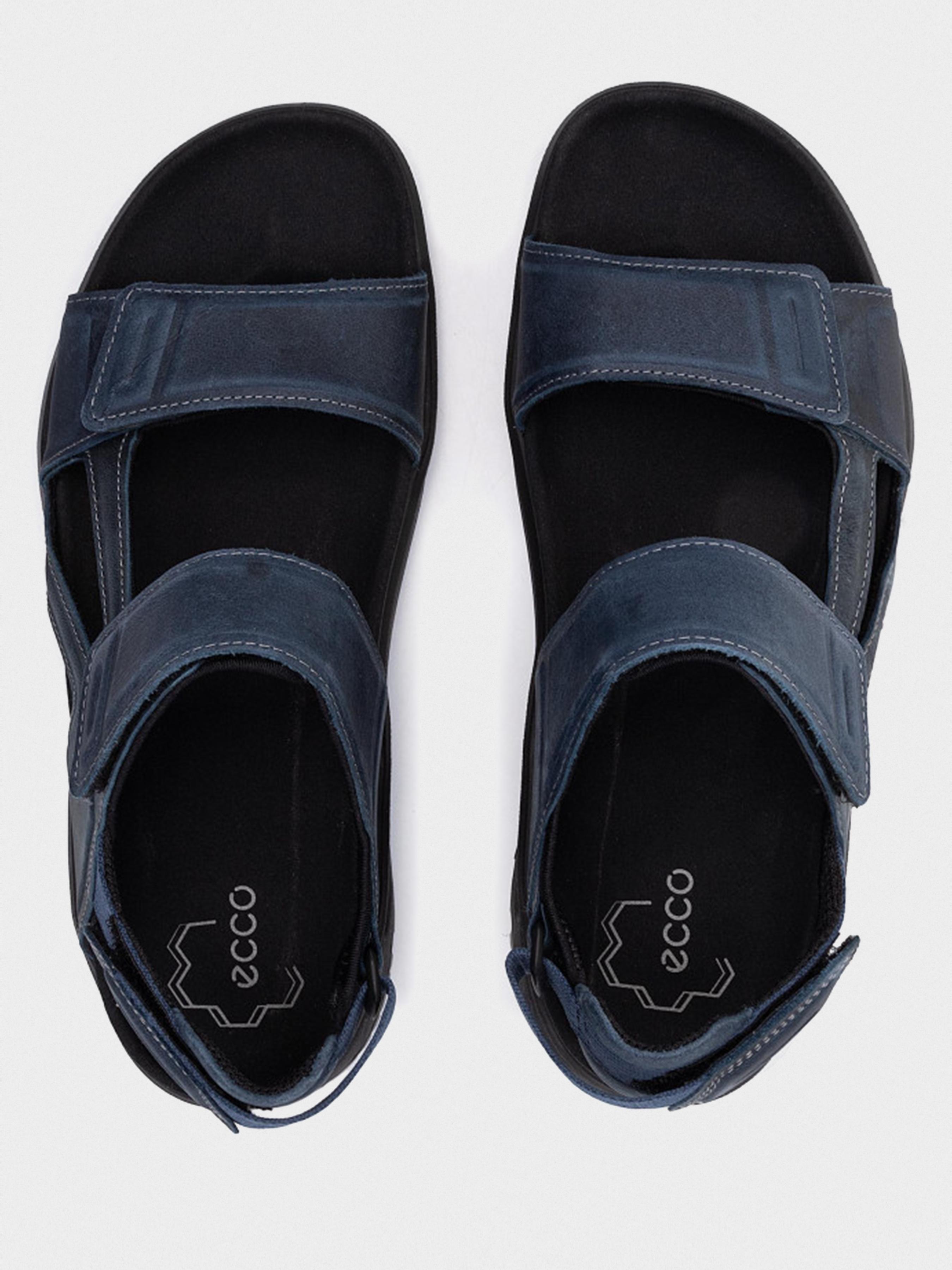 Сандалии мужские ECCO X-TRINSIC ZM4161 брендовая обувь, 2017