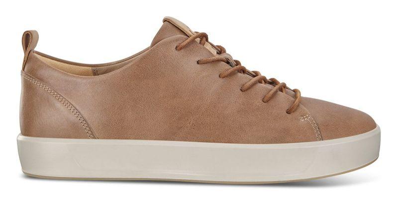 Полуботинки мужские ECCO SOFT 8 LX ZM4174 брендовая обувь, 2017
