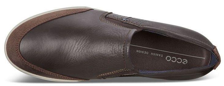 Cлипоны мужские ECCO COLLIN 2.0 ZM4195 размеры обуви, 2017