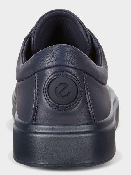 Полуботинки мужские ECCO ZM4204 размерная сетка обуви, 2017
