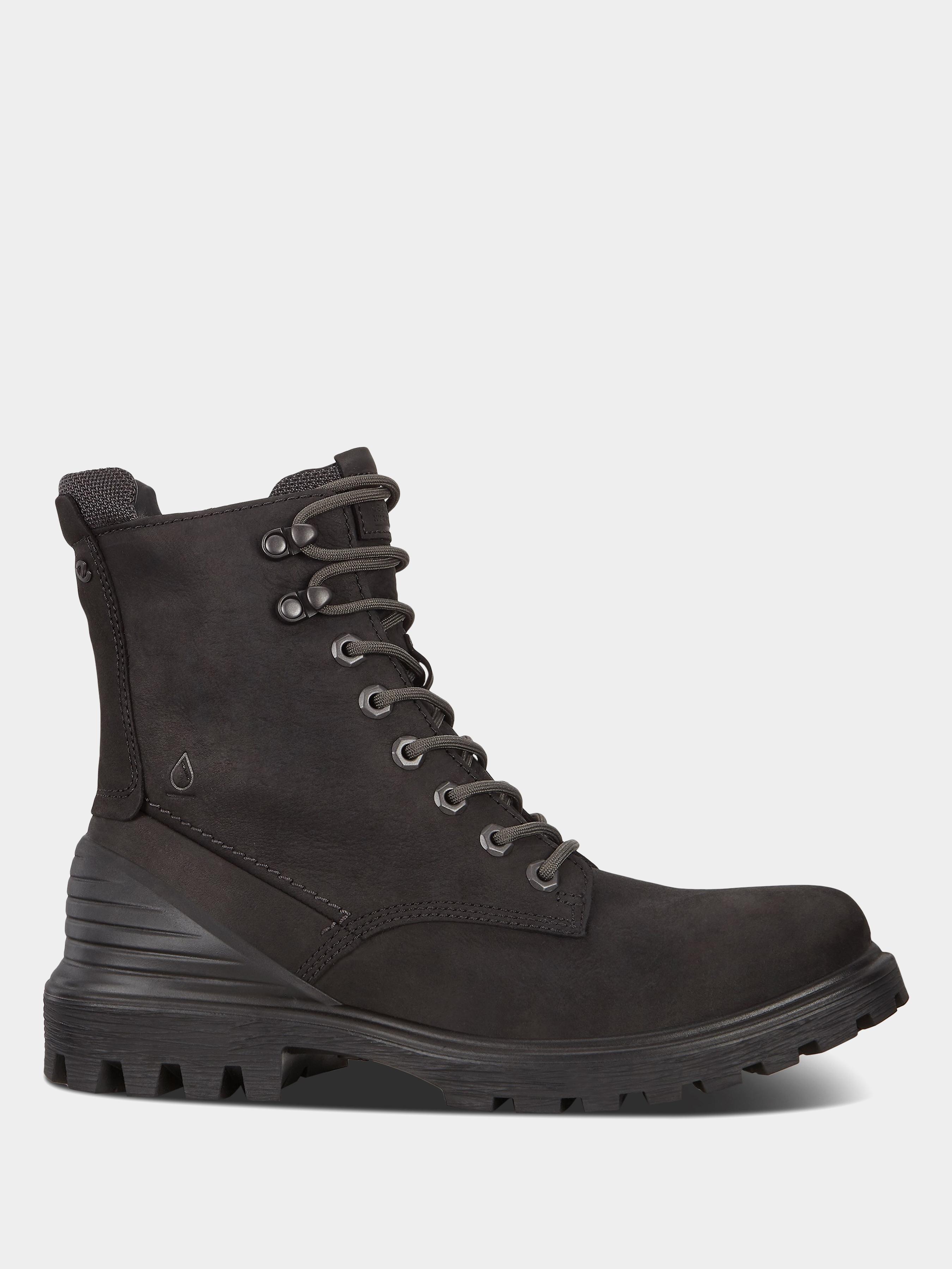 Купить Ботинки мужские ECCO ZM4236, Черный