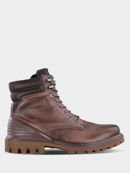 Купить Ботинки мужские ECCO ZM4242, Коричневый