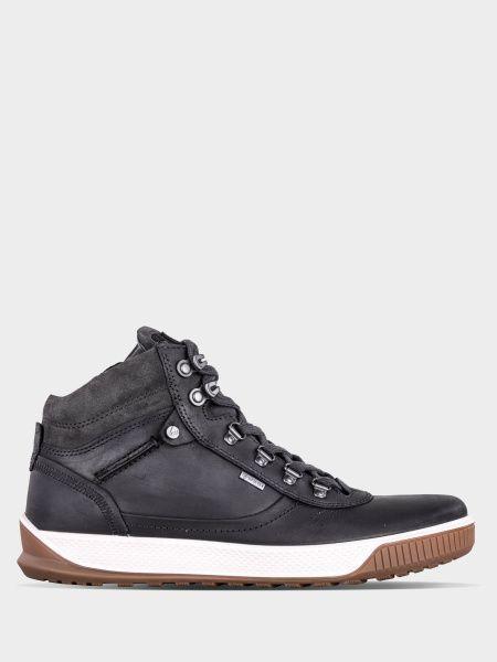 Купить Ботинки мужские ECCO ZM4251, Черный
